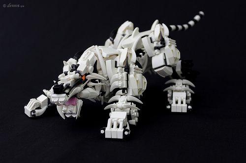 Harimau Putih 3 | dennis qiu | Flickr