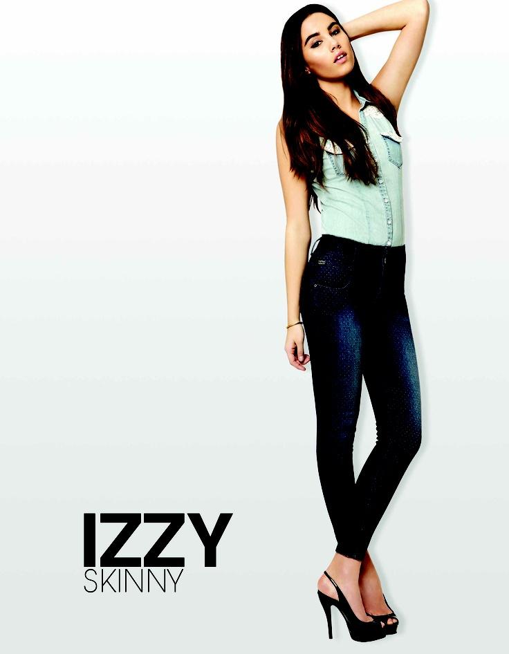 Izzy Skinny