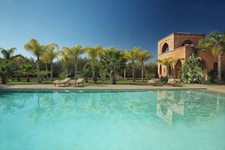 Villa DAR MOIRA in Marrakech, Morocco.