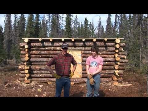 15 best images about cabin dick proenneke on pinterest for Building a cabin in alaska