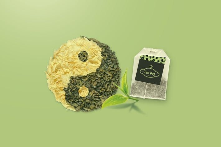 Download Tea Bag Mock Up By Streetd On Envato Elements Tea Bag Mockup Graphic Design Tutorials