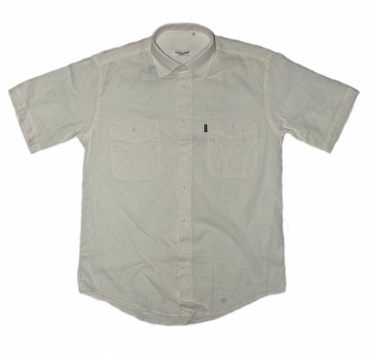 Рубашка льняная по супер выгодной цене 1500 руб руб, с бесплатной доставкой по Москве и России без предоплаты. В наличие размеры M, приезжайте к нам в магазин!