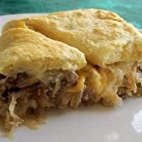 """"""" Runza Casserole""""... Yes, kids even ate this.Dinner, Ground Beef, Maine Dishes, Food, Casseroles Recipe, Yummy, Runza Casseroles, Favorite Recipe, Crescents Rolls"""