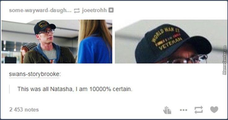 Steve's hat