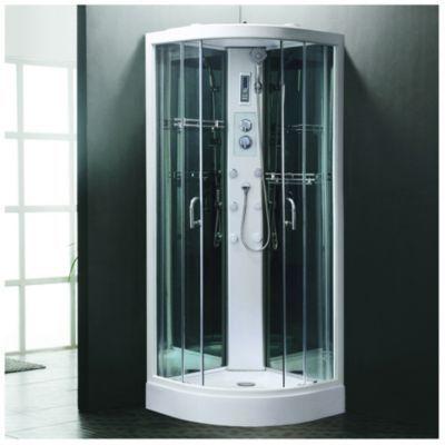 Cabinas y columnas de ducha ba o pinterest for Griferia ducha homecenter