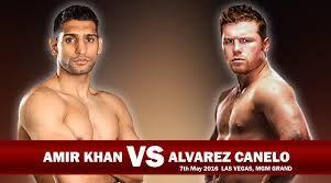 Amir Khan vs Canee lo Alvaraz fight LIVE plus undercard: Follow every round of WBC world title boxing in Las Vegas.
