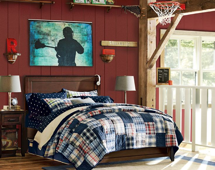 Decals Teen Bedding For Guys 46