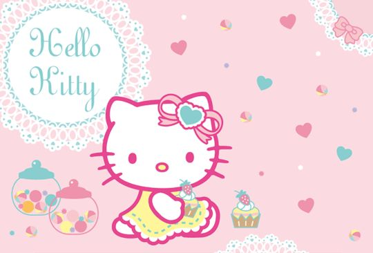 1957 Best Images About Hello Kitty Painting On Pinterest