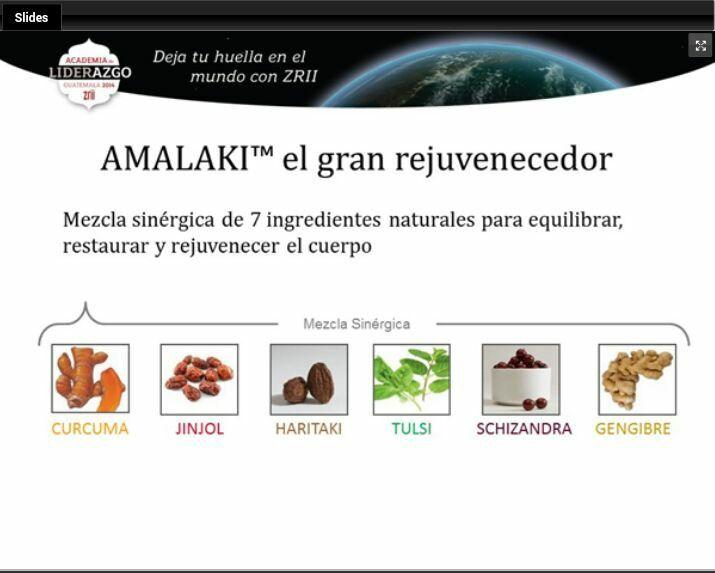 Siete ingredientes