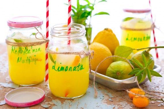 Kumkuatlı Rahiyalı #Limonata Tarifi #kumkuat #rahiya #meyvelitarifler #saglikliyasam #dogal #evyapimi