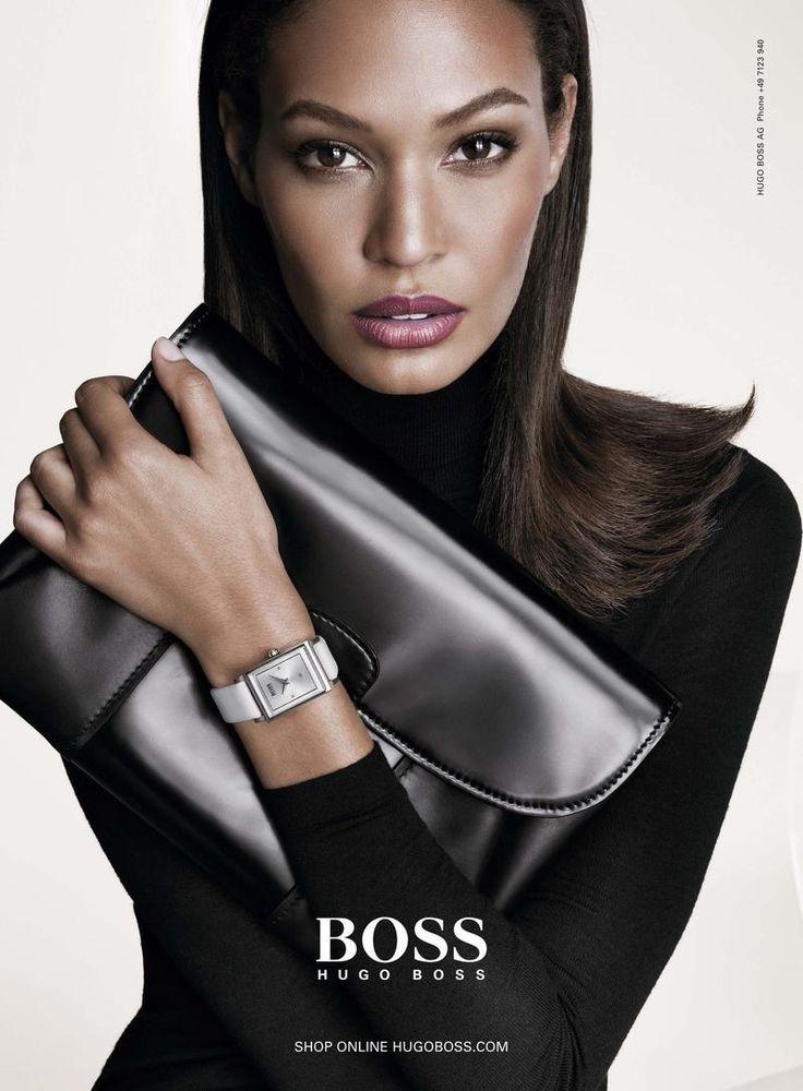 Joan Smalls - Hugo Boss BOSS Womenswear F/W 13