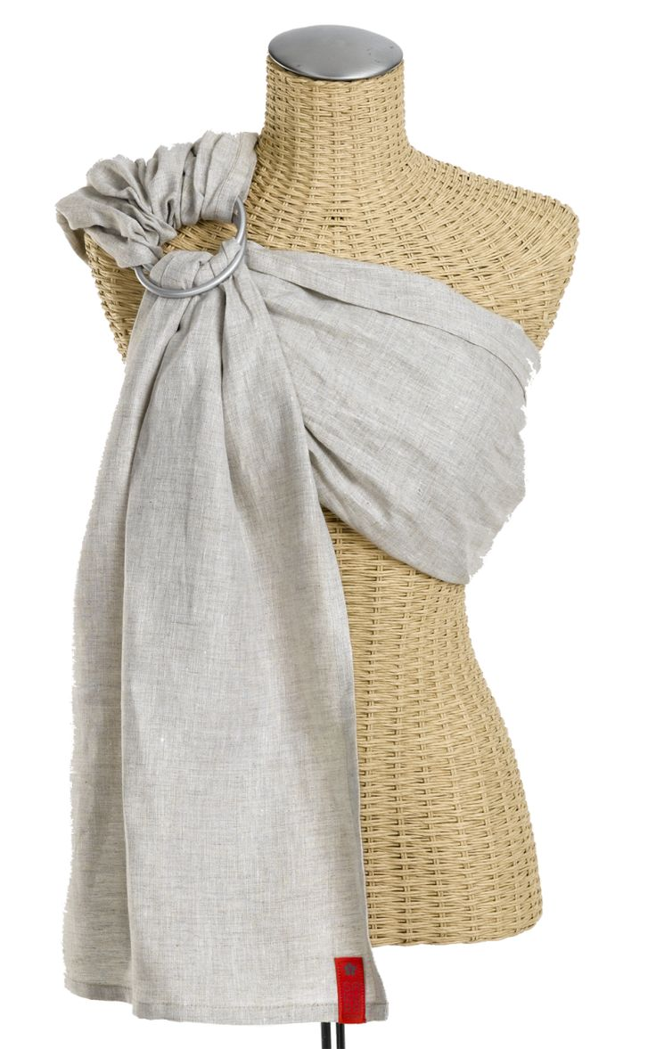linen sling from Sakura Bloom in organic maple...oh my gorgeous.