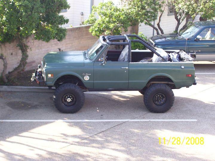1000 Best Images About Blazer On Pinterest Chevy Trucks