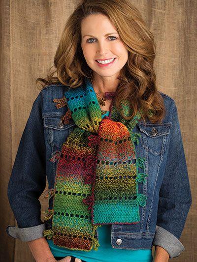 60 Best Crochet Scarf Patterns Images On Pinterest