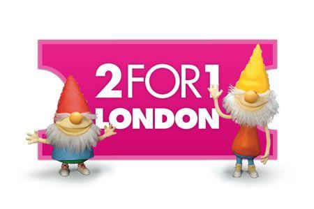 Descuentos 2×1 gratis para las atracciones de Londres | Diario de un Londinense