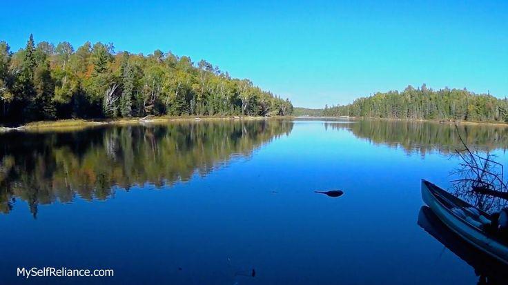 McGarvey Lake looking north