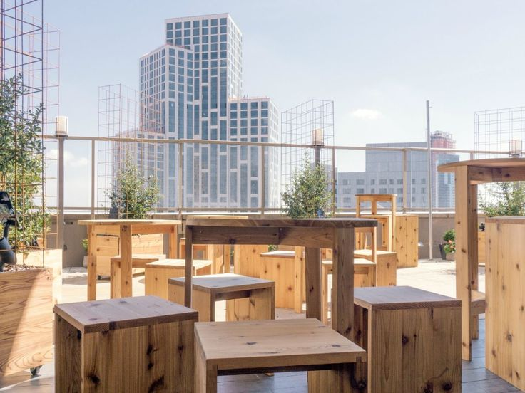 From trendy Brooklyn hotspots to classic Midtown joints, these rooftop bars—all tucked within NYC hotels—offer some of the best views of the city you'll find.