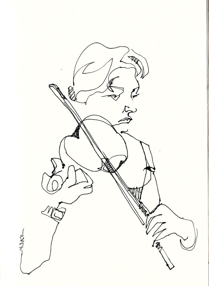 Utku yavasca-Violinist