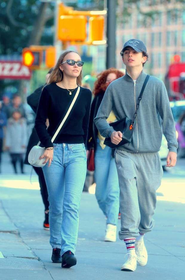 EXCLU - Lily-Rose Depp amoureuse : la fille de Vanessa