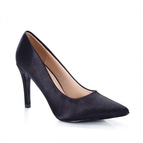 Pantofi dama Rolion negri