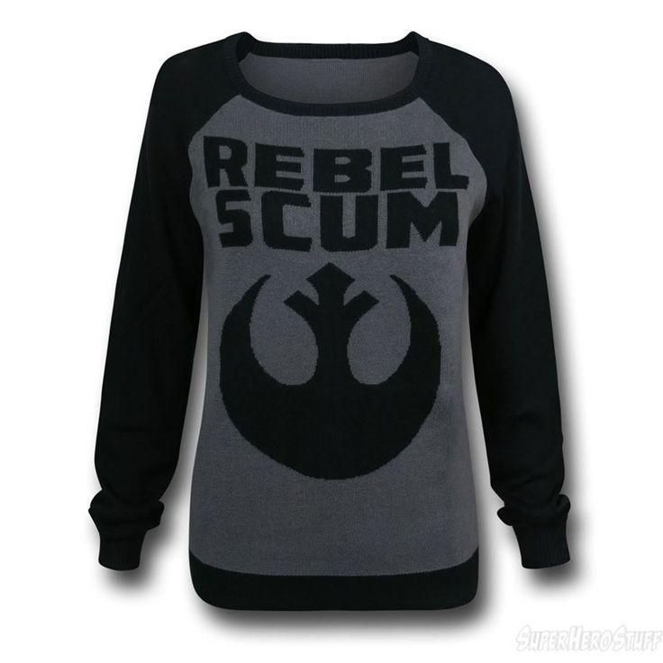 Star Wars Rebel Scum Women's Sweater