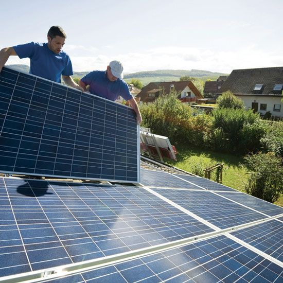 solar energy as the cheapest and best alternative energy on earth Home » solar, wind, hydropower: home renewable energy installations this lakewood, colorado home was built in 1956 brent and mo nelson upgraded the home with multiple solar technologies.