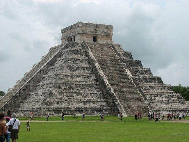Chichen Itza #Sju #Nya #Underverk #Seven #Wonders #Of #The #World #History #Historia #Travel #Resa #Resmål #Famous #Chichen #Itza #Yucatan #Mexico #Mexiko