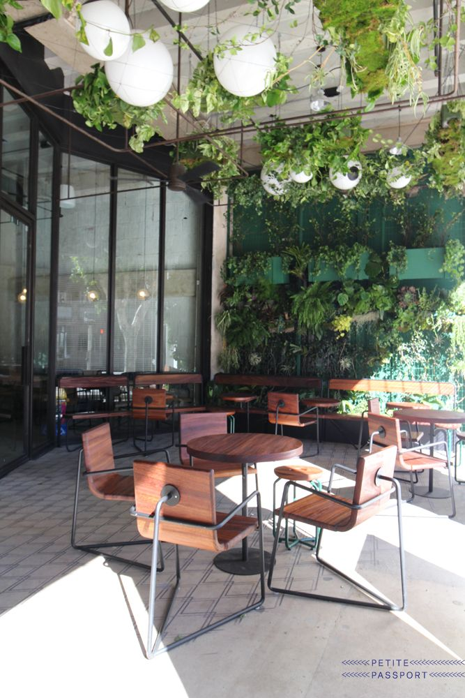 Verve Coffee Roasters Downtown LA by Petite Passport
