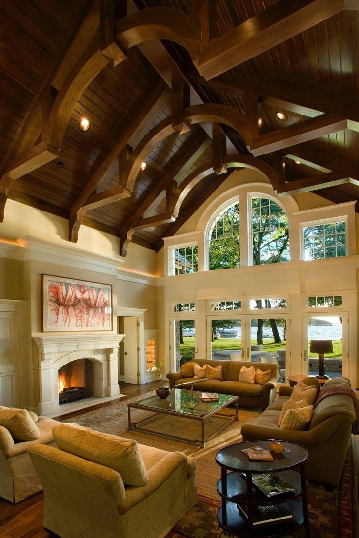 Best 25+ Vaulted living rooms ideas on Pinterest | Living ...