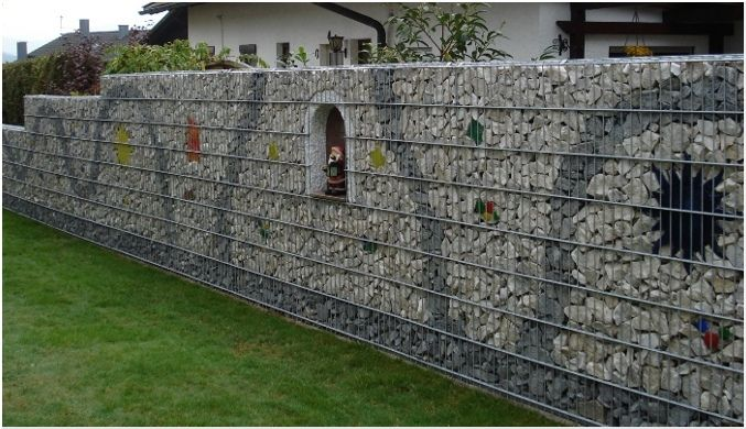 galvanized steel wall system with the look of a