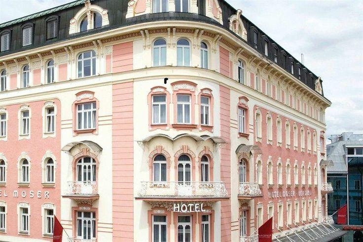 hotel arcotel moser in austria Klagenfurt -