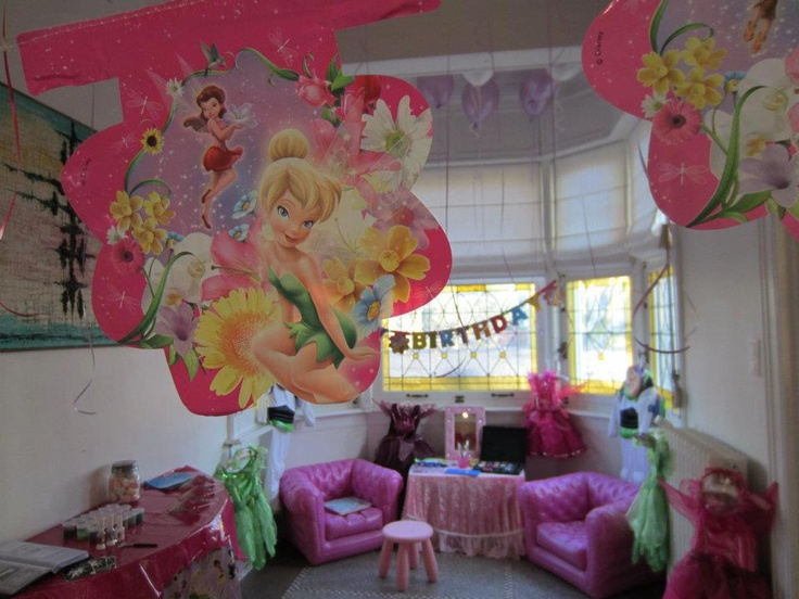 Happy Birthday with pink Baby Blo's (air-filled kidchairs by Blofield Air Design)