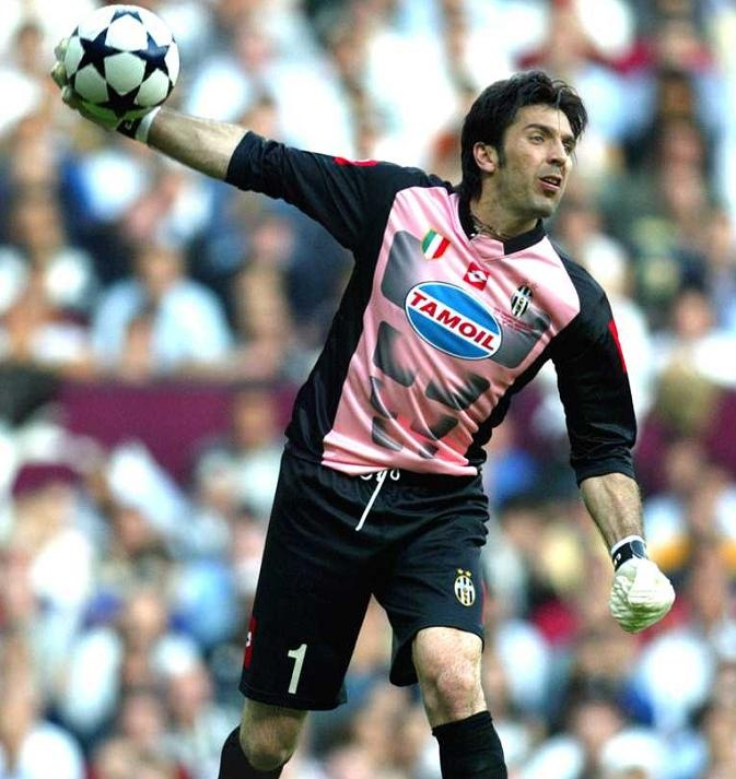 1. Gianluigi Buffon | Goalkeeper | Italy