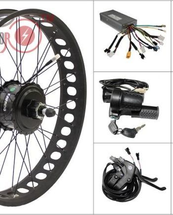 120Kph V3 100N.m 3000W brushless no-gear hub motor for rear electric bike electric bicycle