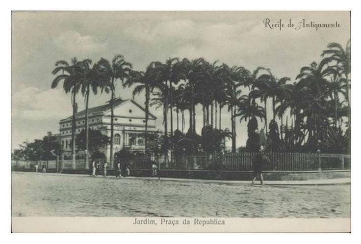 Praça da República, Recife PE