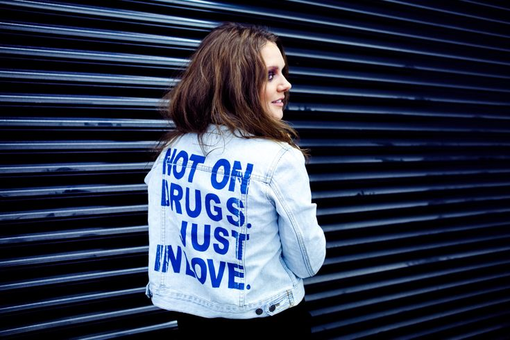 Not on drugs. Just in love. - Tove lo