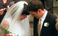 Christiane Amanpour Amp James Rubin Wedding Couples
