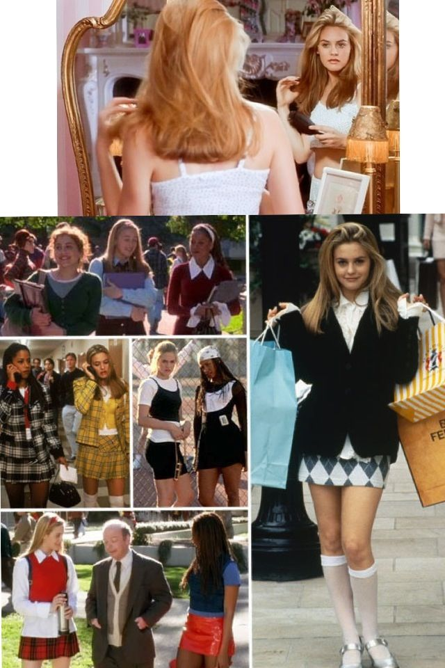 Clueless outfits | cher horowitz | Pinterest | Outfit ...