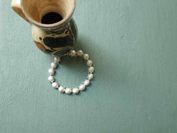 Spring Wedding Classic Fine Silver Bracelet 6 by ChenFuchsJewelry, $259.00