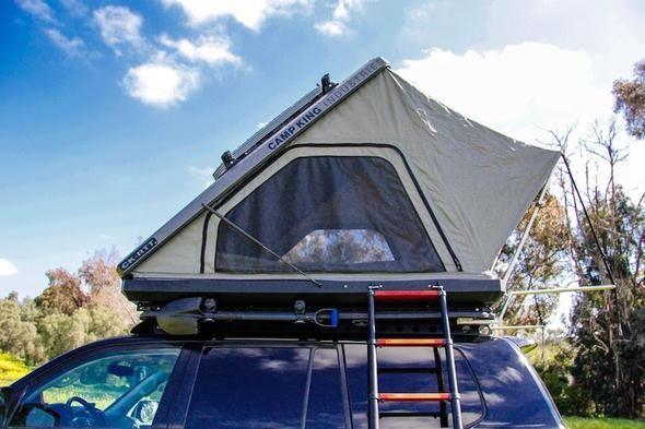 Camp King Industries Camp King Aluminum Roof Top Tent Rhino Adventure Gear Llc Aluminum Roof Roof Top Tent Top Tents