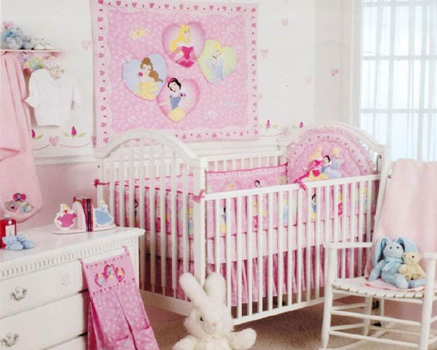 Crown Crafts Disney Princess Baby Bedding Amp Crib Bedding