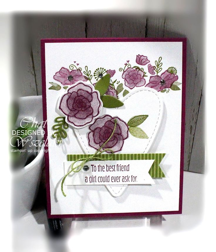 Stampin' Up Forever Lovely in 2020 (With images) Floral
