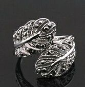 1/2 PRIS Vintage, nydelig ring