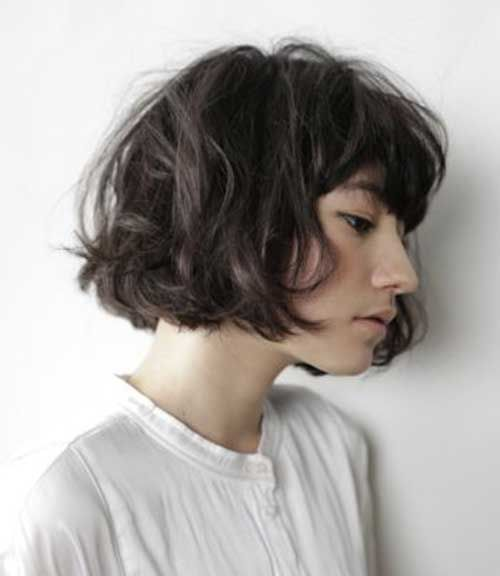 Best 25 short hair with bangs ideas on pinterest bob with short haircut with bangsg 500576 pixels urmus Image collections