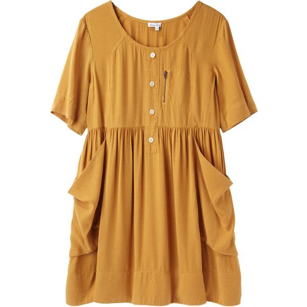 Steven Alan haley dress DSA0214R14 found on Polyvore