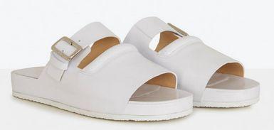 #Sandalias #BIO #Footwear #TotalWhite #Spring #Summer #Carven #Sandals