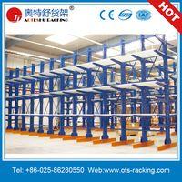 Warehouse Storage Cantilever Pallet Rack For Sale