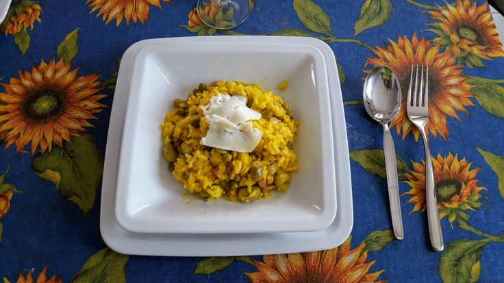 Riso a modo mio #innovazione @rtxall @rtpertutti #cucina #ricette #slowfood #food #ricette #cooking