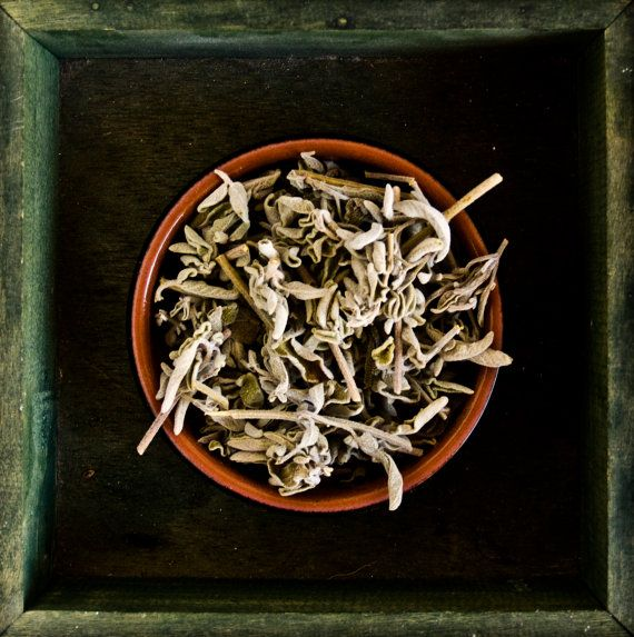 Sage of Crete  Dried Herb from Crete Greece by matzouni on Etsy, $3.99
