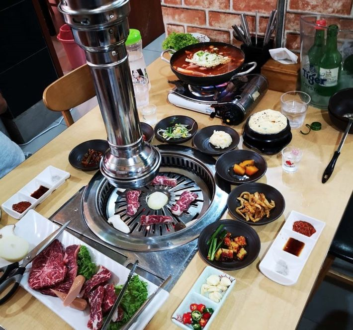 8 Korean Bbq Buffets In Singapore 2020 With Prices Starting From S 14 90 Korean Bbq Buffet Korean Bbq Bbq